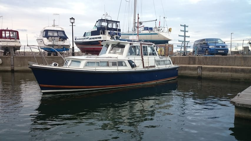 Charming traditional boat - 4 beds - Hythe - Boat