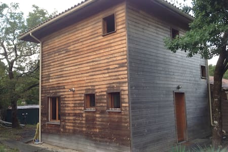 Chambre dans maison en bois à Lège - Lège-Cap-Ferret