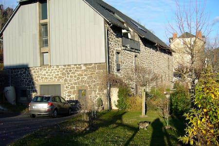 loft 75 m2 dans grange rénovée 3* - Vic-sur-Cère