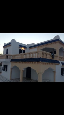 Villa Lahmar. Zarzis/Tunisia - Zarzis - Casa