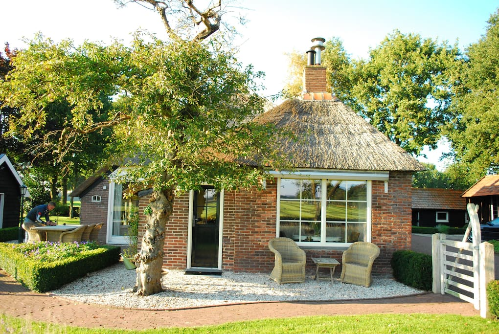 Cozy farm house beautiful views houses for rent in Farm house netherlands