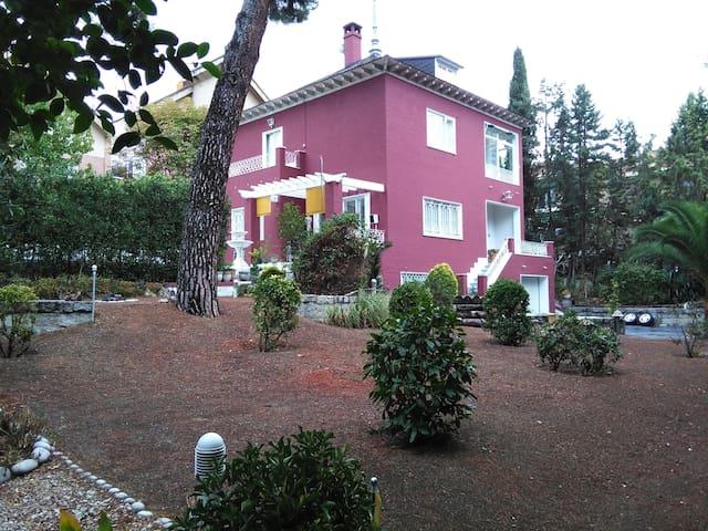 Villa Alhambra con piscina y jardin - Madrid - Villa