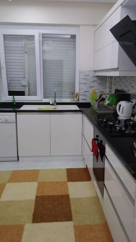 tek kişilik oda - Antalya - Huis