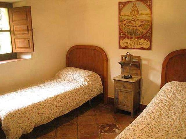 Casa en precioso enclave natural - Almonaster la Real - บ้าน
