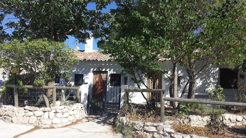 Long Term Rental Cave House - Galera