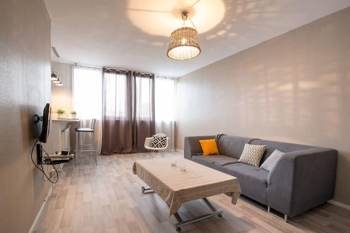Appartement 55m au calme prox lille