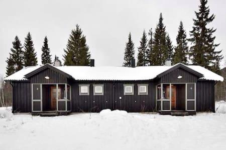 Cozy cabbin crosscontry & alpineski - Åre N