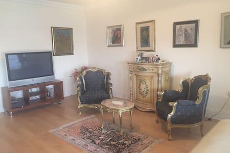 Elegance flat with nice view - Çankaya