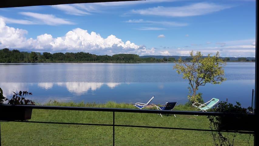 La casa sul lago - Candia Canavese - Apartment