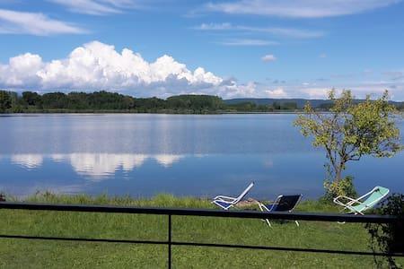 La casa sul lago - Candia Canavese