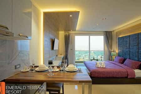 Sea View apartment in Patong - Patong