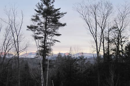 MTN.SIDE Retreat-Woodstock-Ski-Hike - Glenford