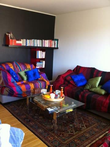 Nice flat just 25 min fr Stockholm - Upplands Väsby - Apartment
