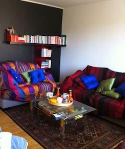 Nice flat just 25 min fr Stockholm - Upplands Väsby - Apartemen