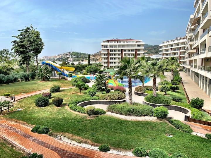 Fortuna Luxury Apartman in Alanya