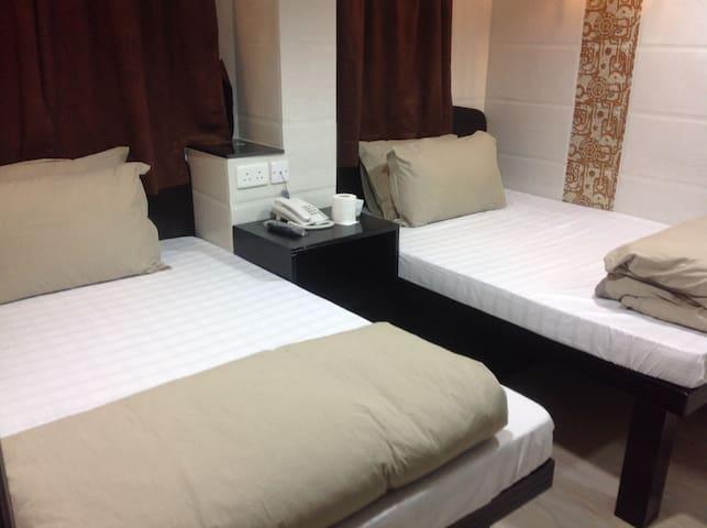 New Euro Asia Guest House - Tsim Sha Tsui - Huoneisto