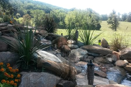 Experience Mountain Time Magic! - Charlottesville - Haus