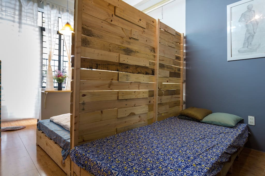 the beds in your room