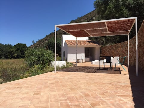 Casa Abobada:Cool house,Valley view