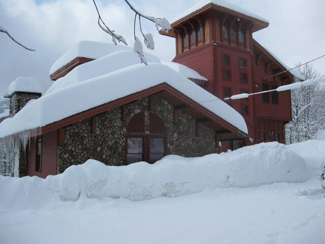 December in Mt Snow!