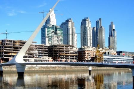 Puerto Madero Amazing 3BR 2BA Apt. - Buenos Aires