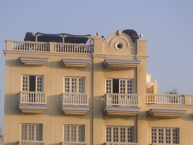 Vista al mar, Ciudad amurallada - Cartagena - Apartment