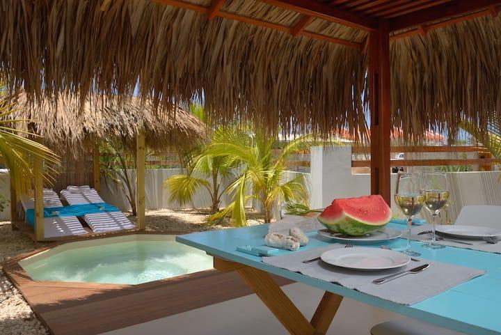 Villa Azul&jacuzzi Nieuw/Zee 2min zeiltrips privé