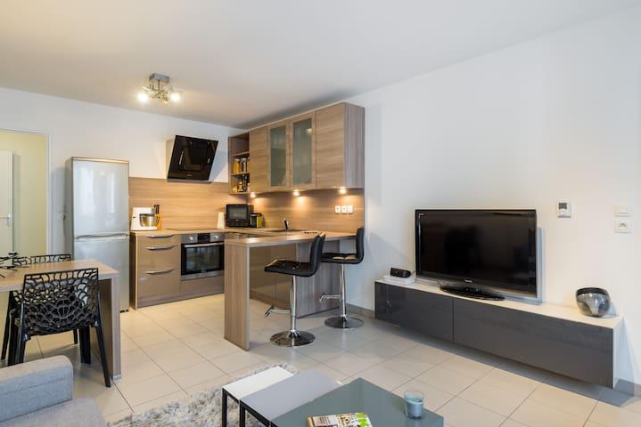 Appartement T3 et Place de Parking - Saint-Fons - Appartement