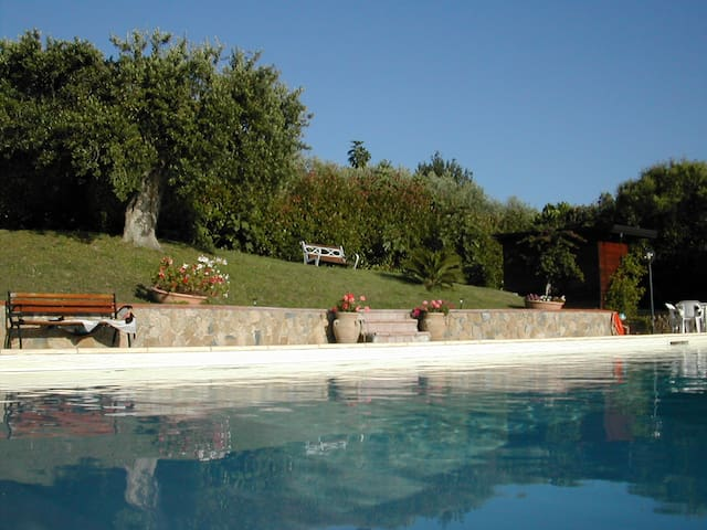 Beautiful villa with pool - Terzerie-ficocelle - 別荘