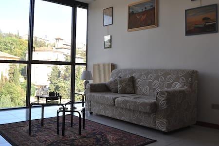 Vista panoramica su centro città - Perugia