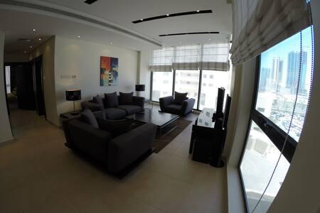 Swan-I & Swan-II Apartments