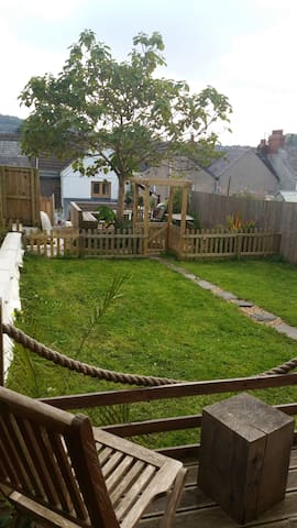 Family-friendly house in Laugharne - Laugharne - Haus