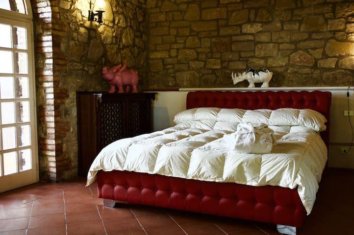 """San Valentino """" La Farm House"""" - Todi - Apartamento"""