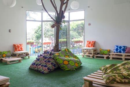 NAZU City Hostel - DORM - Guayaquil - Bed & Breakfast