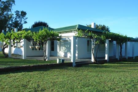 Cozy House on Beautiful Karoo Farm