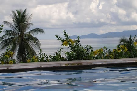 FABULOUS APARTMENT OVERLOOKING THE GULF OF SIAM - Ko Samui - Wohnung