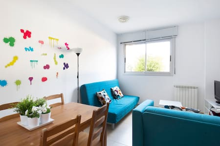 In the Center of Figueres! - Figueres - Apartamento