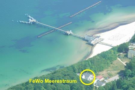 3-Zi-Whg. Meerestraum an der Ostsee - Sellin - Byt