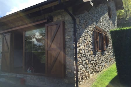 Typical house in La Cerdanya - Alp