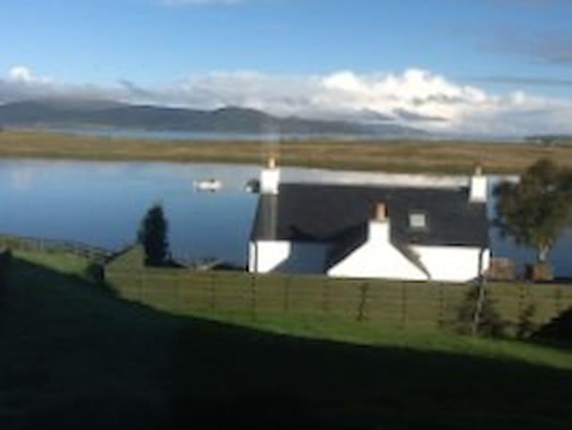 Tidal Cottage Isle of Skye Scotland - Isle of Skye - Casa