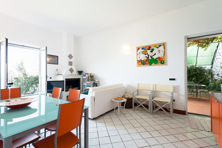 Casa Elisa in Sorrento coast - Vico Equense - Dom