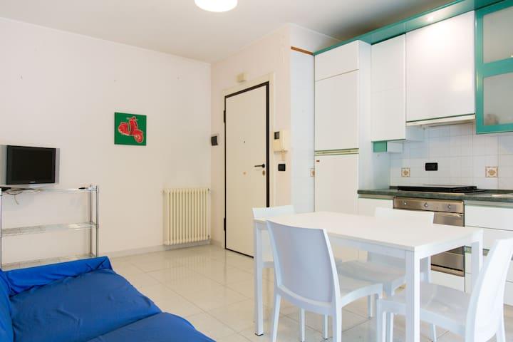 Fronte mare e pineta - Montesilvano - Apartment