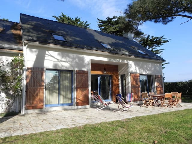 Maison familiale dans parc boisé  - Piriac-sur-Mer - Rumah