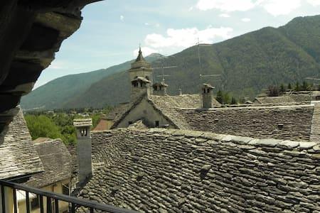 I tetti - Santa Maria Maggiore - Wohnung