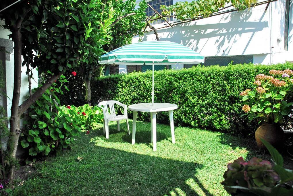 jardim privado/private garden