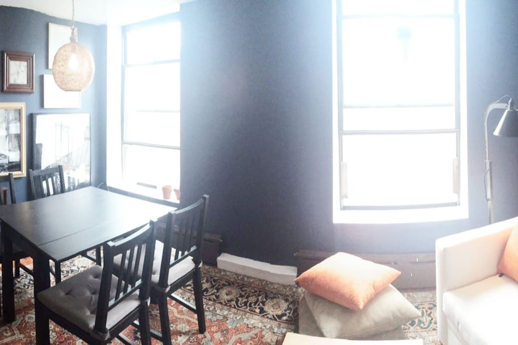 Dining/Living room hangout