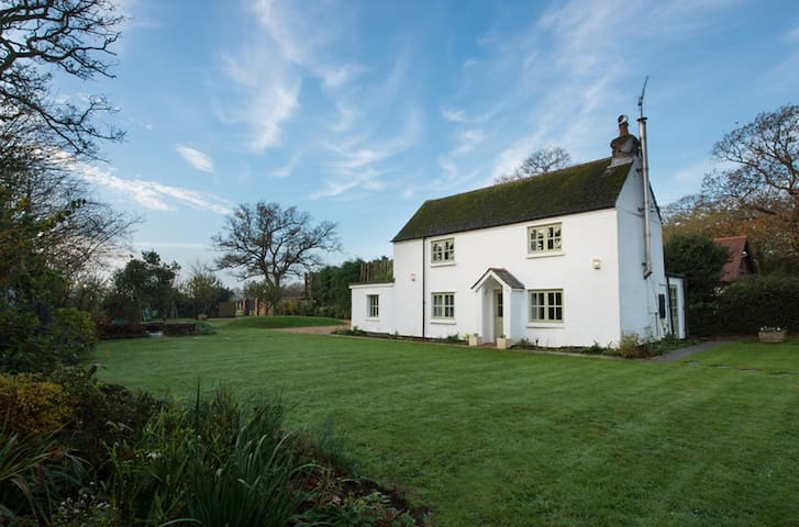 Award Winning New Forest Luxury Family Cottage - Hampshire - Huis