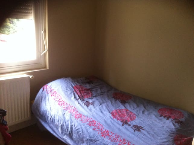 Chambre claire - Angeville - Дом