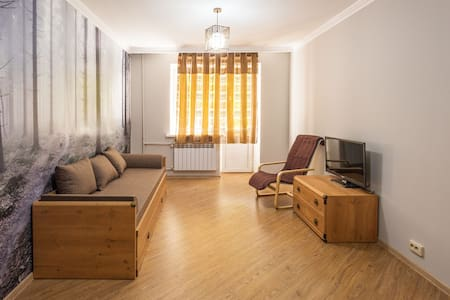 Cozy apartment close to TV tower - Almaty