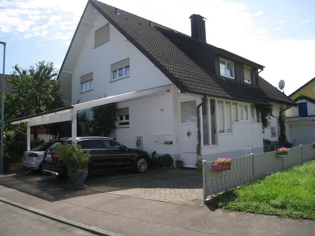 Ruhige Ferienwohnung in Kippenheim für Europa-Park